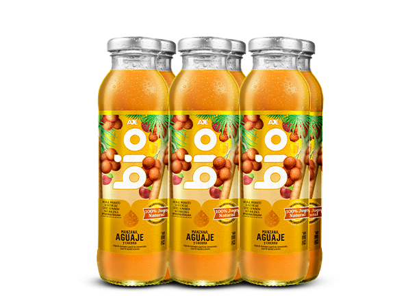 BIO Manzana, Aguaje y Cocona 300ml