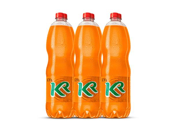 KR sabor Naranja 1.7L