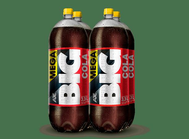 BIG Cola Mega Familiar  3.3L