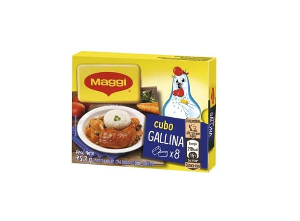 MAGGI Cubo Gallina