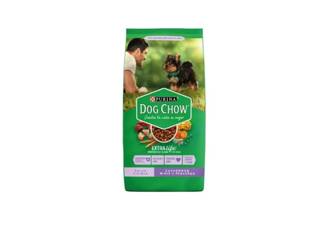 Purina Dog Chow Cachorros Minis y Pequeños