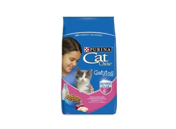 Cat Chow Gatitos