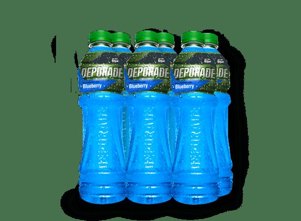 DEPORADE Blue Berry X 8 unid