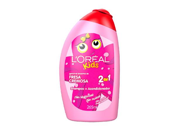 Shampoo Smoothie Fresa 2 en 1 L'ORÉAL Kids