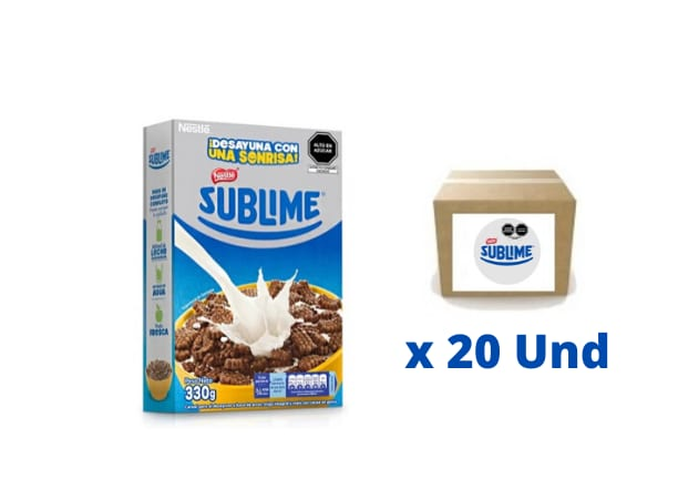 SUBLIME Breakfast Cereal