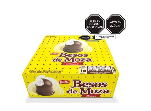 BESO DE MOZA Chocolate