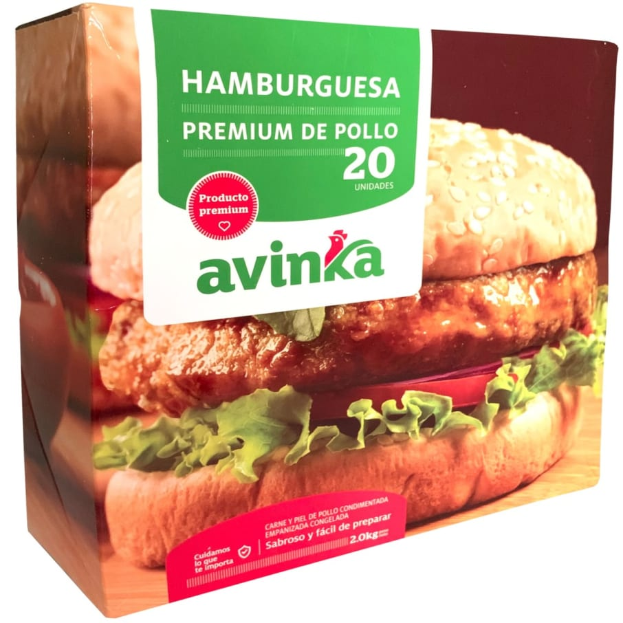Hamburguesa Premium