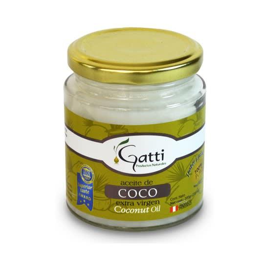 Gatti Aceite de Coco