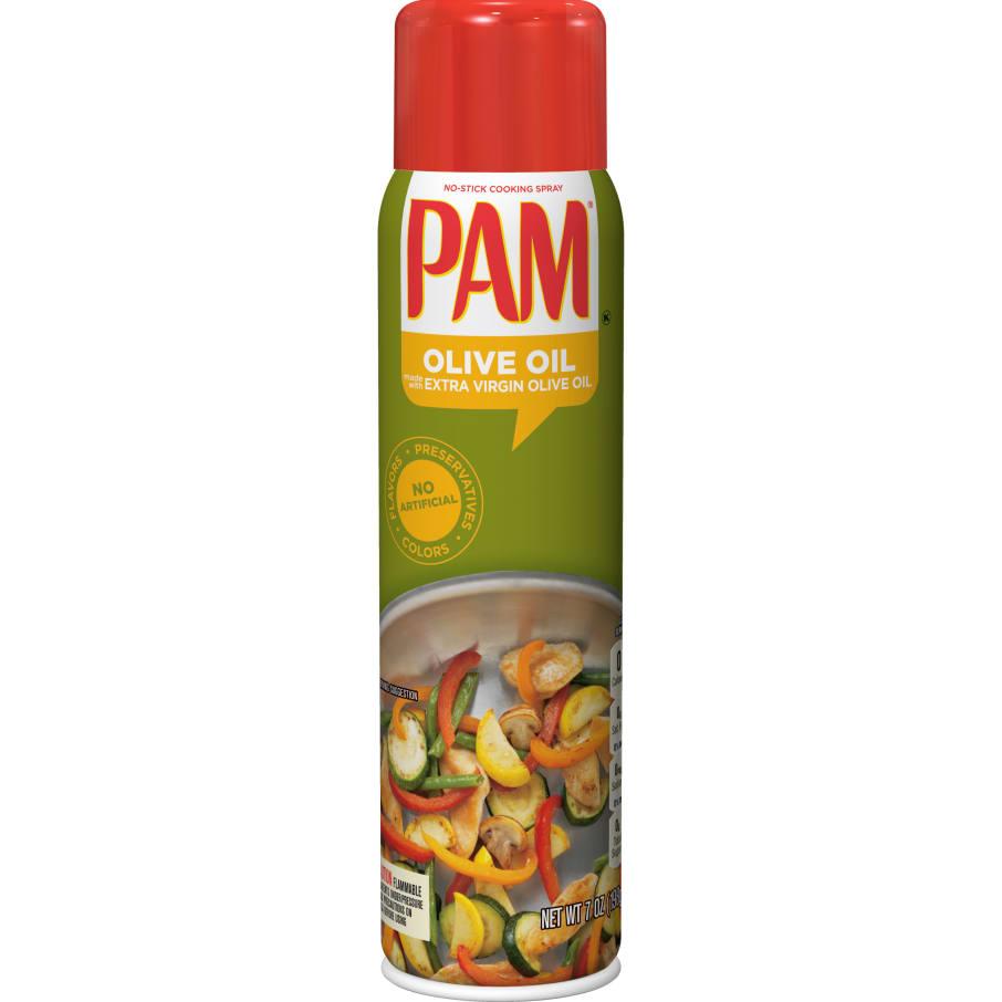 PAM Aceite en Spray Oliva