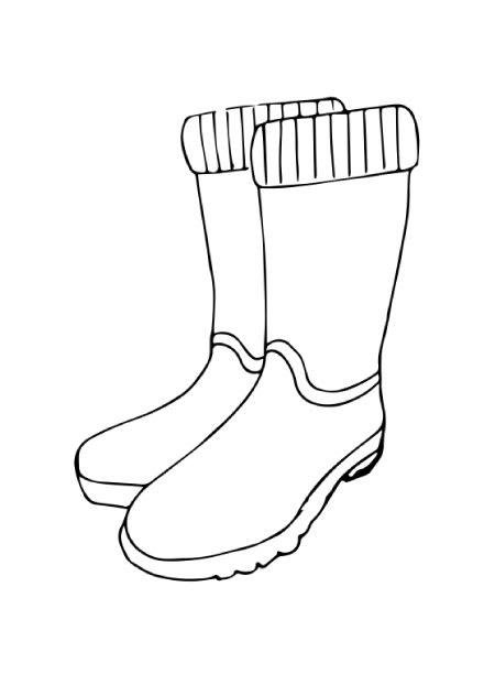Botas de Cuero / Gamuza