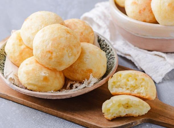 Pan de Queso - Bolsa 25 unidades