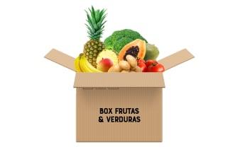 Box Frutas y Verduras (Familiar)