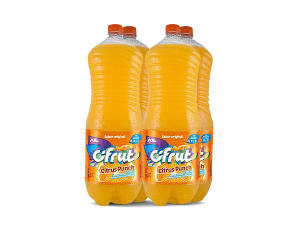 CIFRUT Citrus Punch 3L