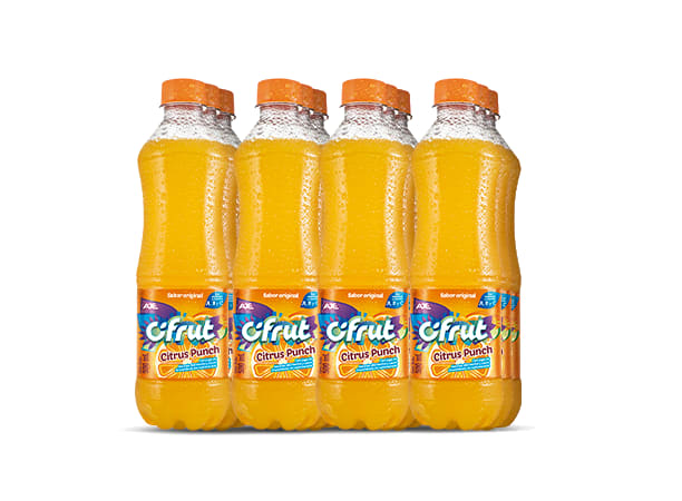 CIFRUT Citrus Punch 500ml