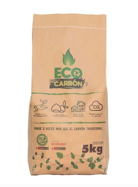 Carbón Ecológico - Eco Carbón