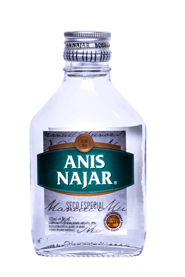ANÍS NAJAR SECO x 125 ml