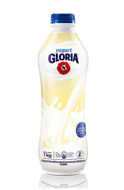 Yogurt Bebible Vainilla - Gloria