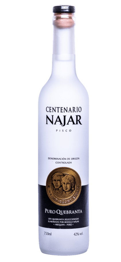 PISCO QUEBRANTA x 750 ml
