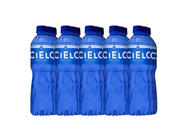 Agua Cielo Con Gas 625ml