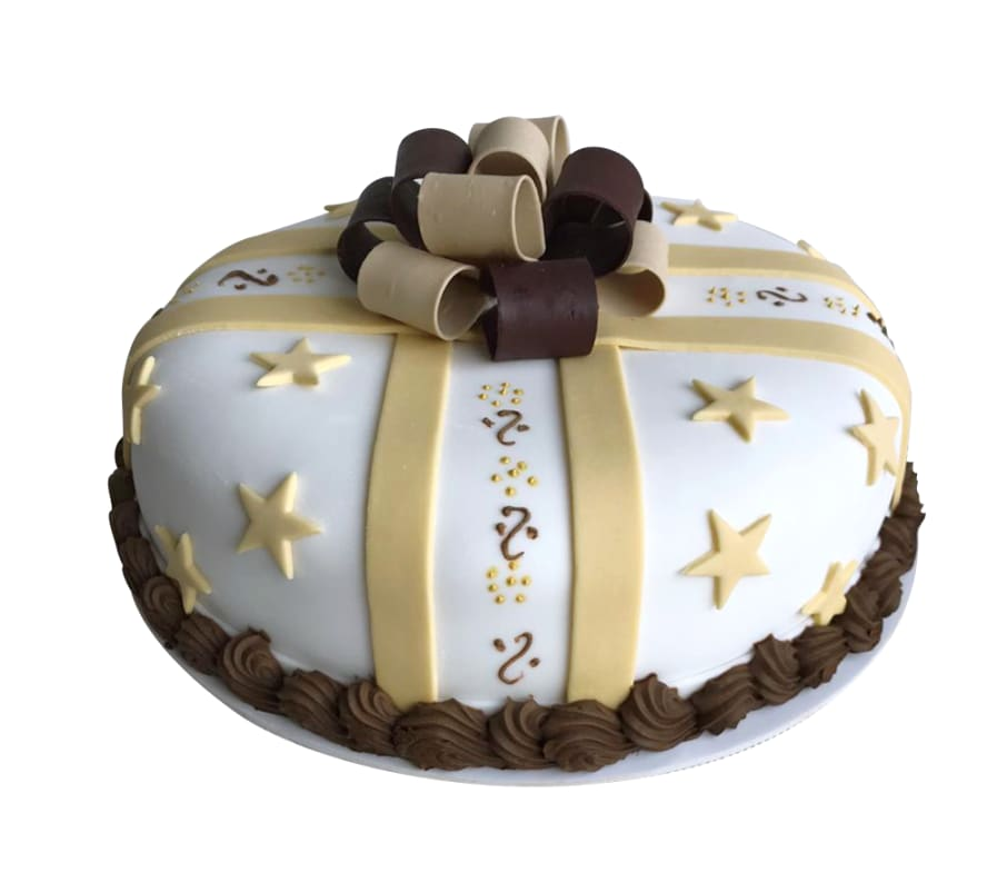 Torta Regalo Estrella