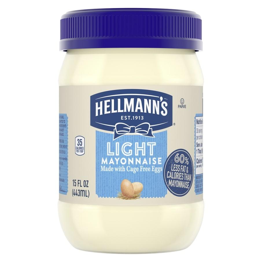 Hellmann's Mayonesa Real Mayo Light
