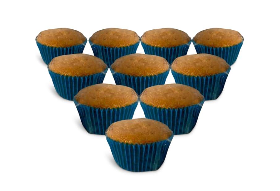 Mini Cakes de Vainilla