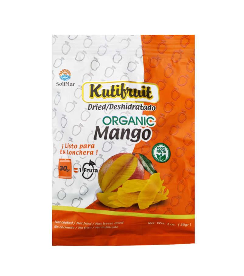 MANGO DESHIDRATADO 30G KUTIFRUIT