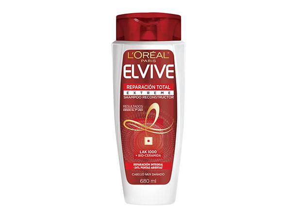 Shampoo RT5 Extreme Cabello Muy Dañado 680ml Elvive