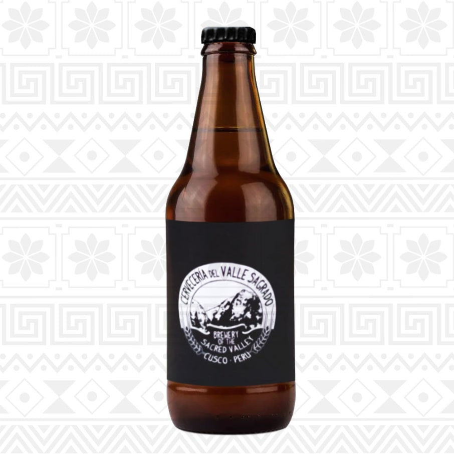 CERVEZA ARTRESANAL AMERICAN WHEAT 330ML VALLE SAGRADO