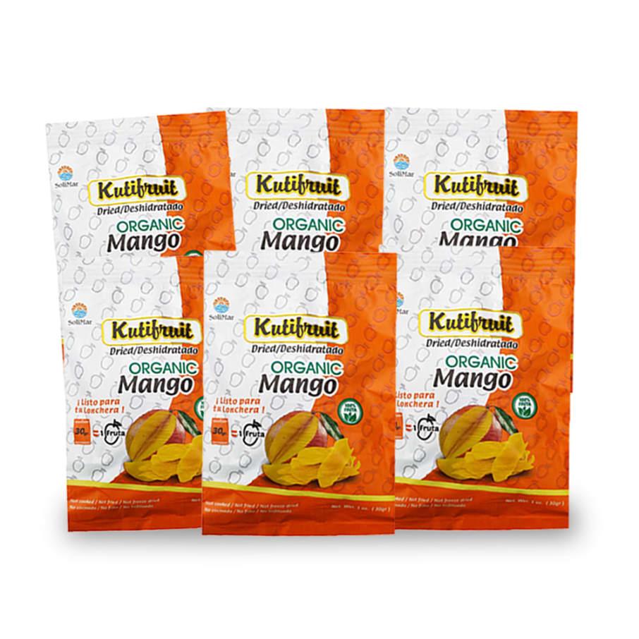 Mango Organico Deshidratado Kutifruit
