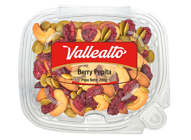 Berry Pepita