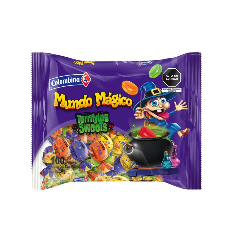 Colombina Caramelos Mundo Mágico