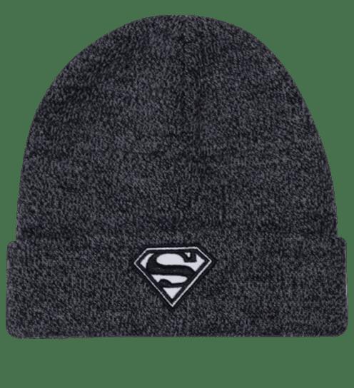GORRO TEJIDO HOMBRE SUPERMAN