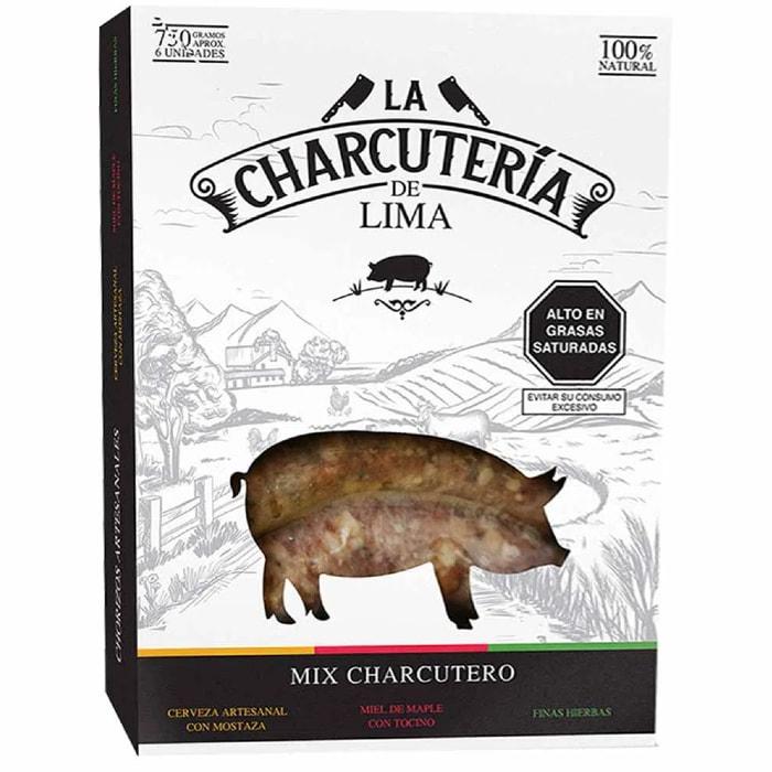 LA CHARCUTERIA MIX CHARCUTERO