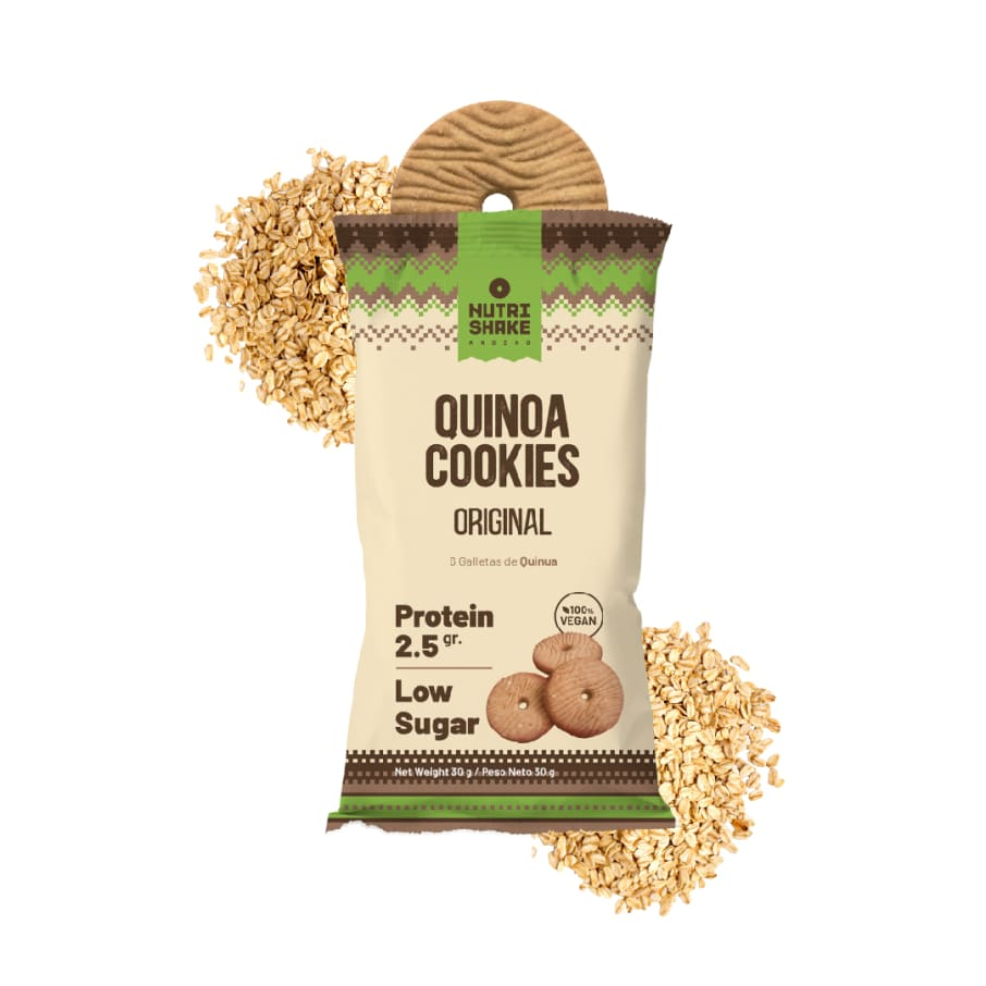 40 Original Quinoa Cookies