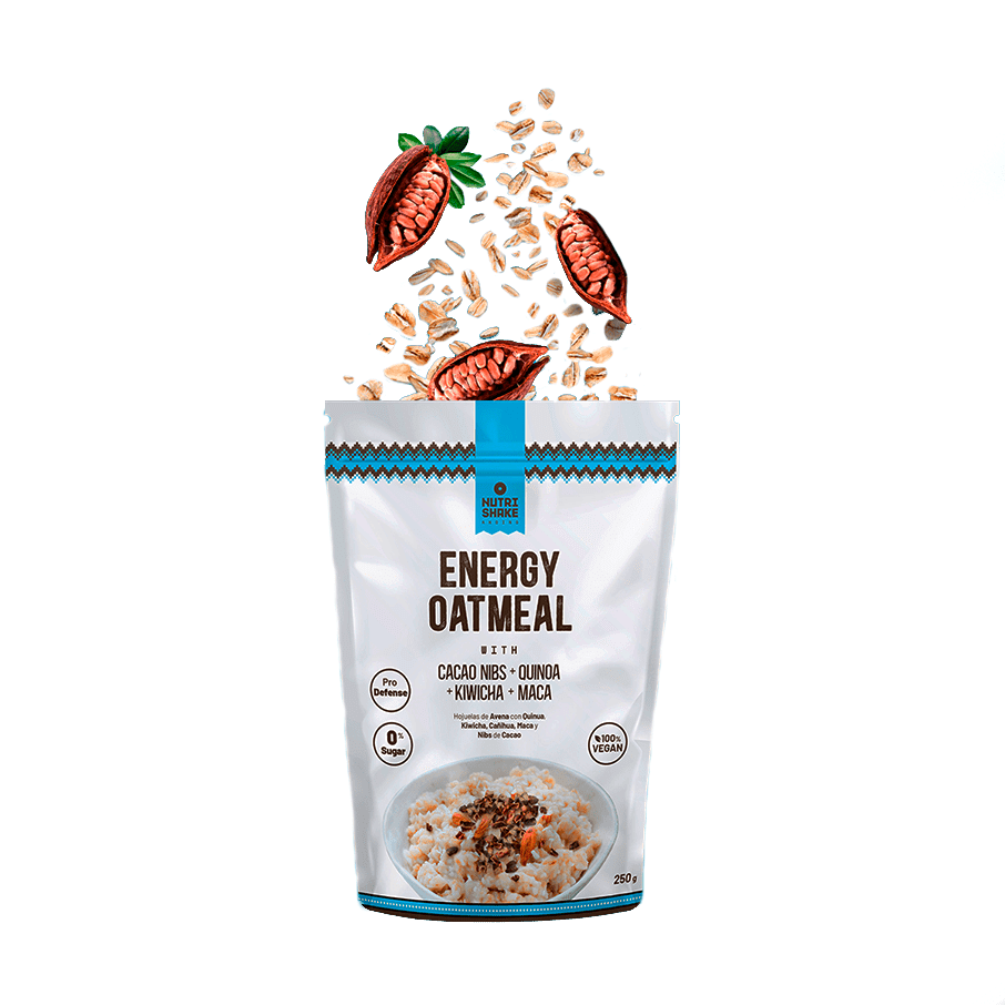 Doypack Avena - Cacao Nibs