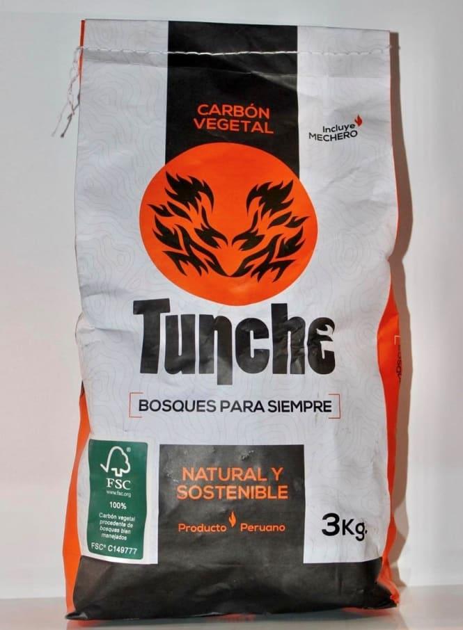 Carbón Sostenible - Tunche
