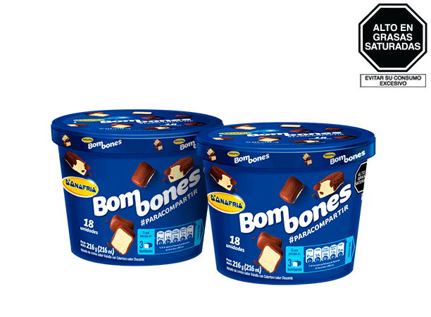 Combo Bombones Multipack