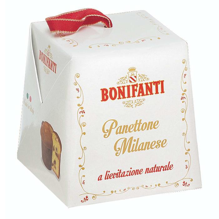Bonifanti Panettone Milanese Alto