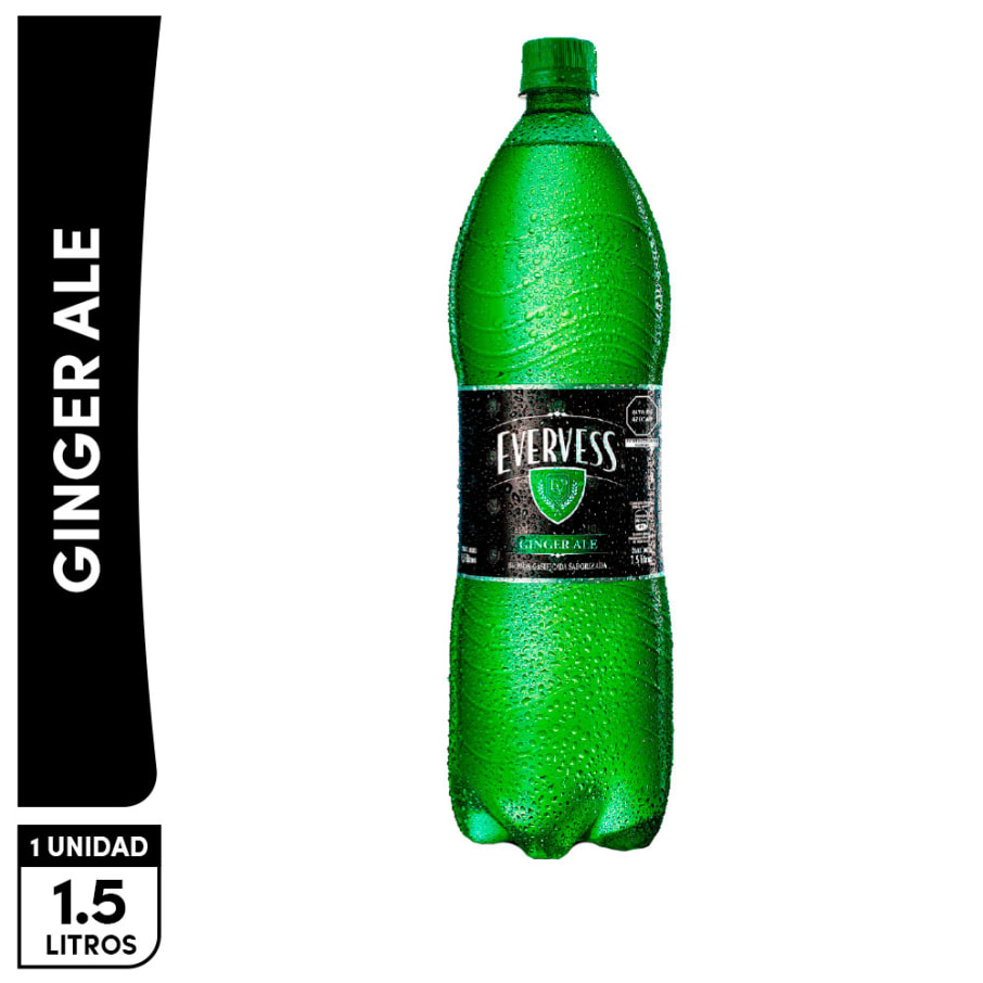 Evervess Ginger Ale 1500 ml