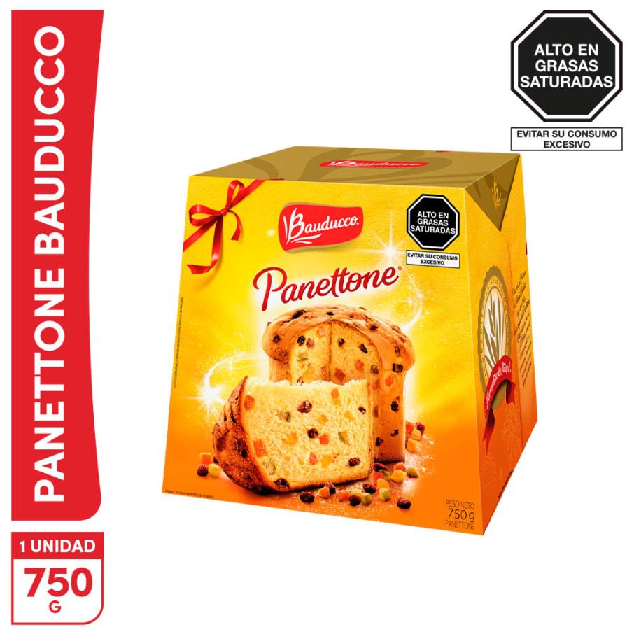 Bauducco Panetón 750g