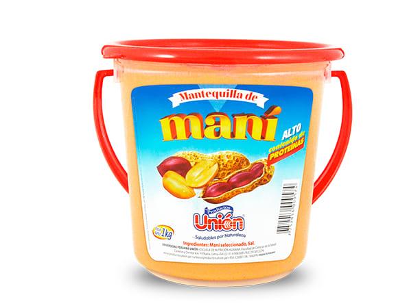 Mant. de Mani 1 Kg.