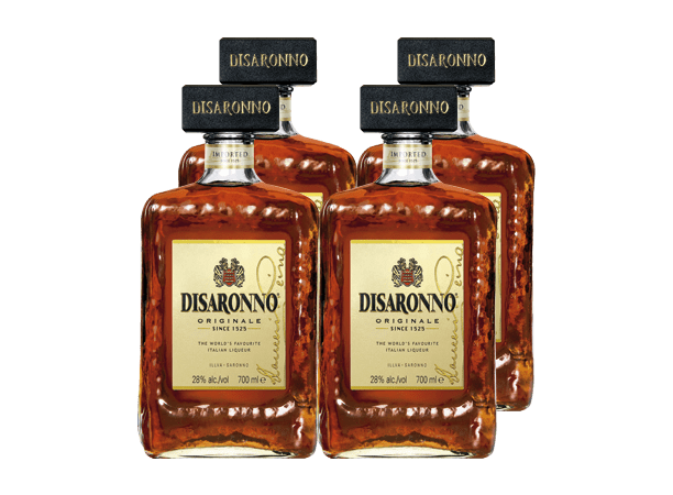DISARONNO CLÁSICO -  FOUR PACK