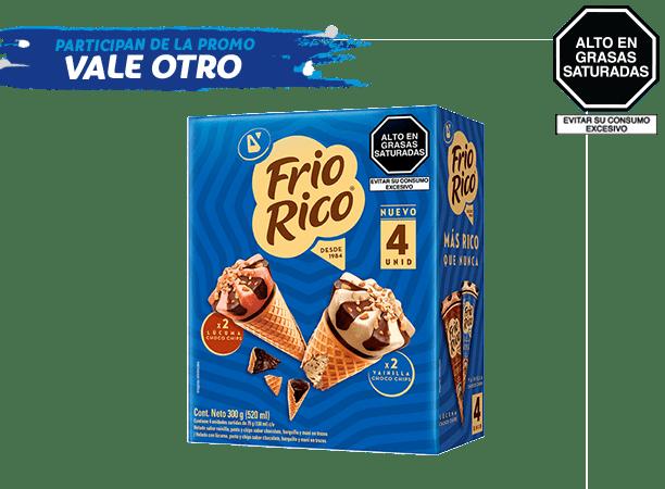 Ofertón Multipack Frio Rico Clásicos