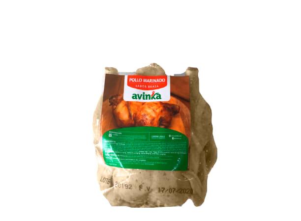 Pollo Marinado Sabor Brasa