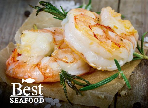 COLAS DE LANGOSTINO JUMBO - BEST SEAFOOD
