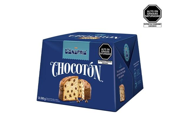 Chocotón Caja