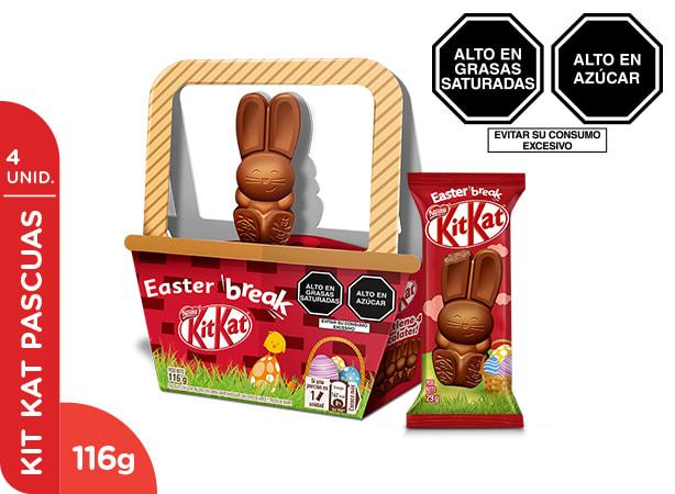 KIT KAT Canasta Conejo de Chocolate