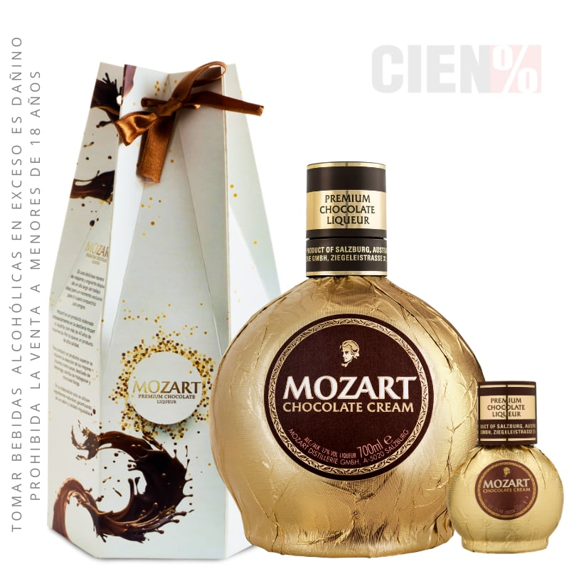 Edición Especial: Mozart Chocolate 700Ml + 50ML