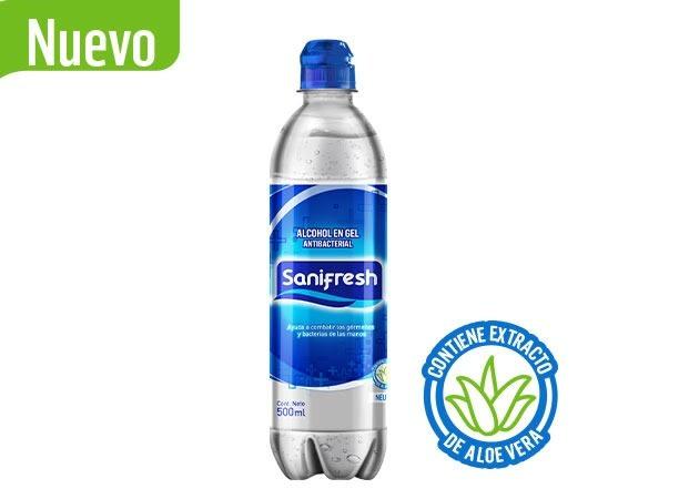 Sanifresh 500ML (Alcohol en Gel)